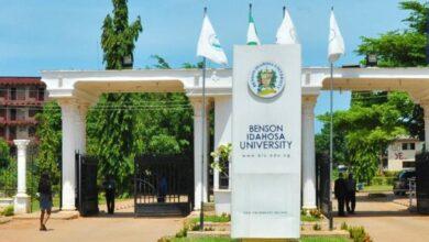 A picture of Benson Idahosa University