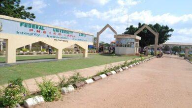 A picture of Federal University Lafia