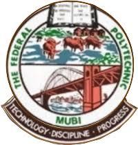 Logo of Federal Polytechnic Mubi