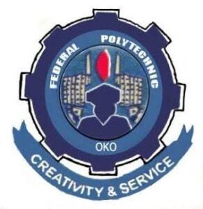 Logo of Federal Polytechnic, Oko