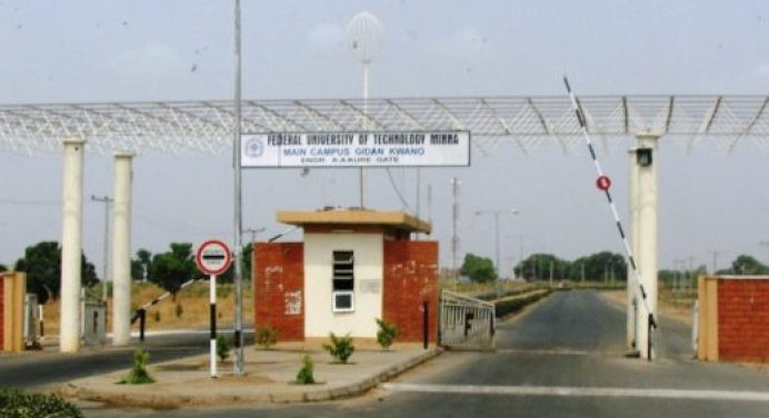 A picture of Federal University of Technology Minna