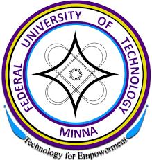 Logo of Federal University of Technology Minna