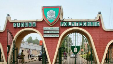 A picture of Kaduna State Polytechnic