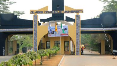 A picture of Olabisi Onabanjo University