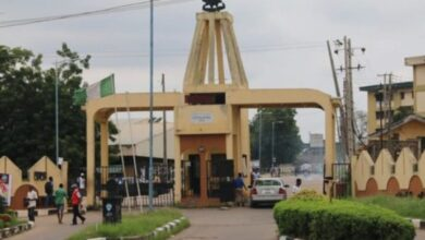 A picture of The Polytechnic Ibadan