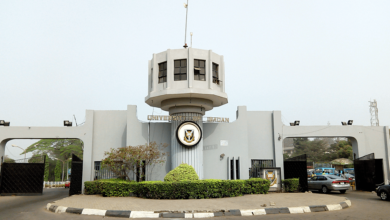 A picture of the University of Ibadan