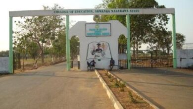 A picture of the College of Education, Akwanga