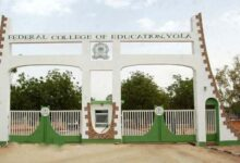A picture of the Federal College of Education, Yola