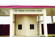 A picture of the Federal Polytechnic, Ekowe