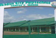 A picture of Ibadan City Polytechnic
