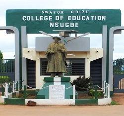 A picture of Nwafor Orizu College of Education