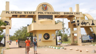 A picture of Plateau State Polytechnic