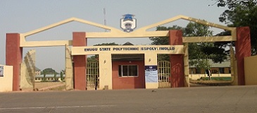 A picture of Enugu State Polytechnic
