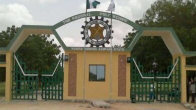 A picture of the Federal Polytechnic, Ukana