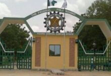 A picture of the Federal Polytechnic, Namoda