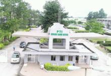 A picture of the Petroleum Training Institute, Effurun