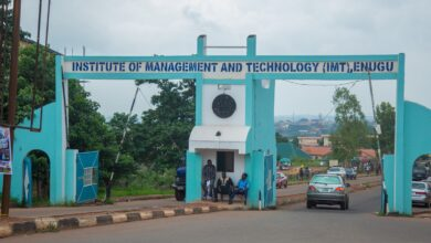 A picture of The Institute of Management and Technology, Enugu