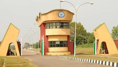 A picture of Federal Polytechnic, Ilaro