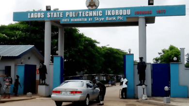 A picture of Lagos State Polytechnic