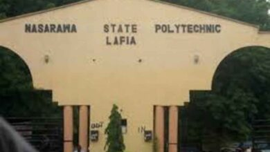 A picture of Nasarawa State Polytechnic, Lafia