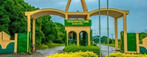 A picture of The Oke-Ogun Polytechnic