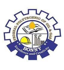 Logo of the Federal Polytechnic of Oil & Gas, Bonny