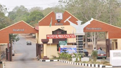 A picture of Moshood Abiola Polytechnic (MAPOLY)