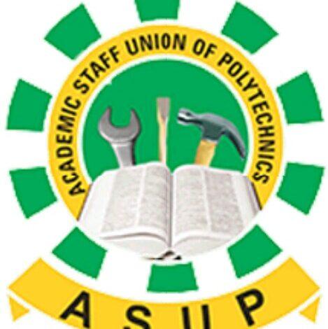 Logo of the Academic Staff Union of Polytechnics (ASUP)
