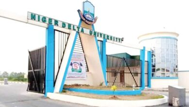 A picture of Niger Delta University